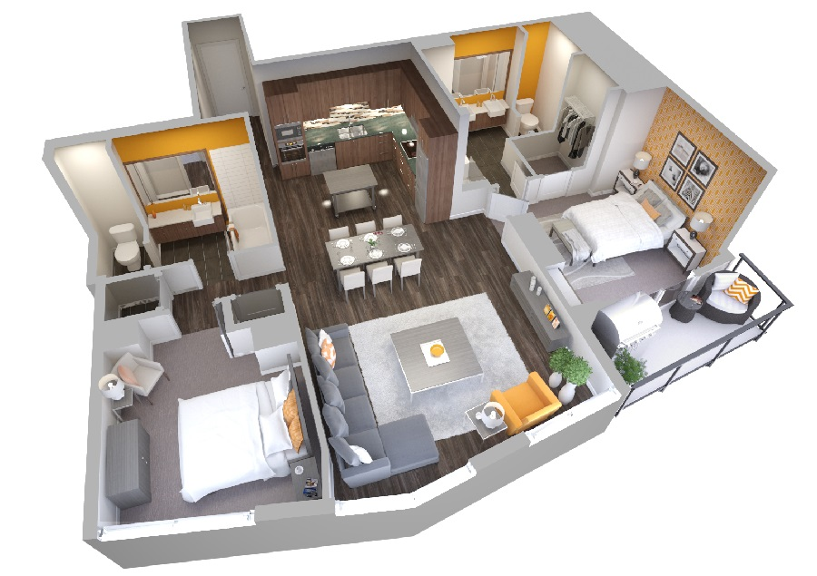 award winning floor plans from leading architects and